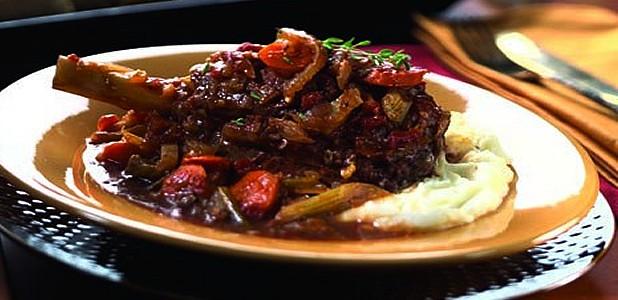 Braised Lamb Shank – An Impressive Dish