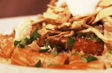 Chicken Mole Pasta