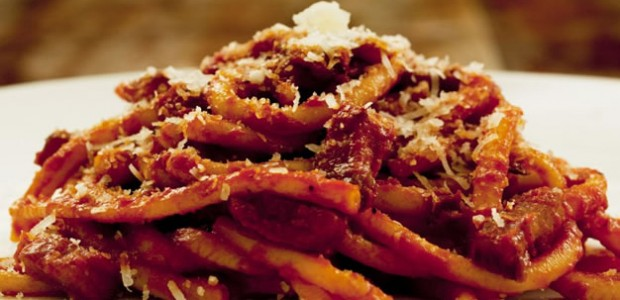 Bucatini all'Amatriciana – Italy's Most Celebrated Pasta